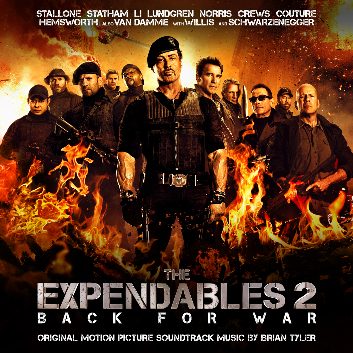 The Expendables 2 2012 Hallornothing S Blog